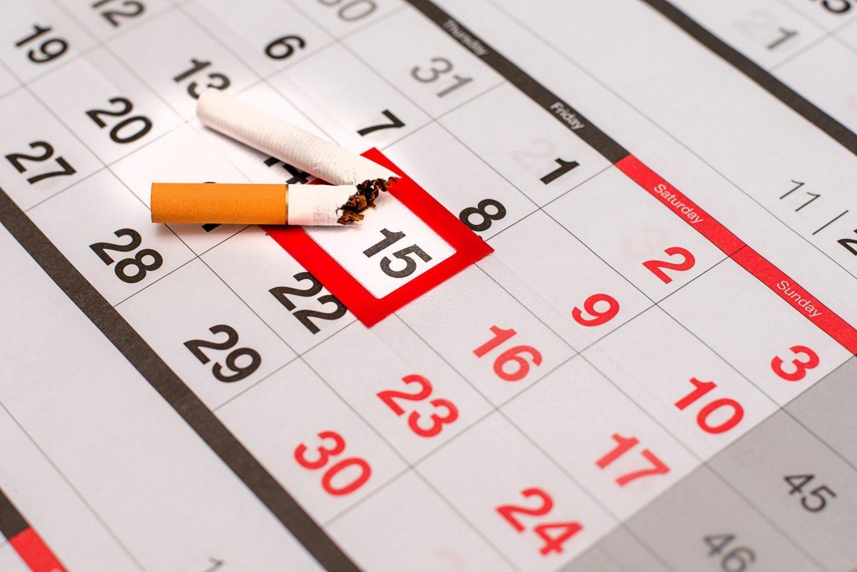Már egy éve dohányzom