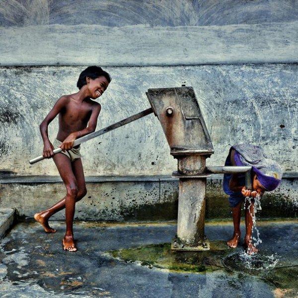 A víz élet