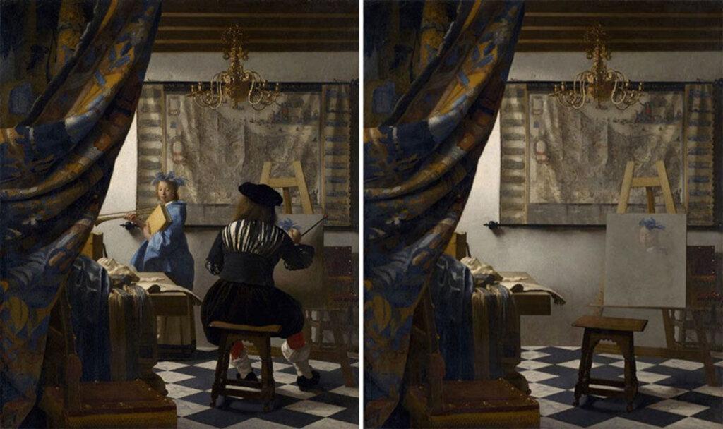 A festészet allegóriája